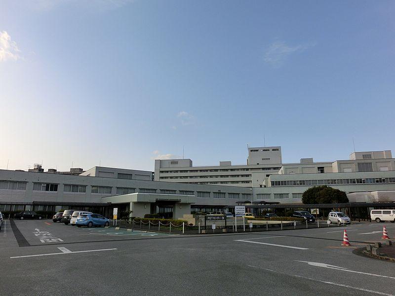 File:高知大学医学部附属病院 2014-02-16 01-46.jpg