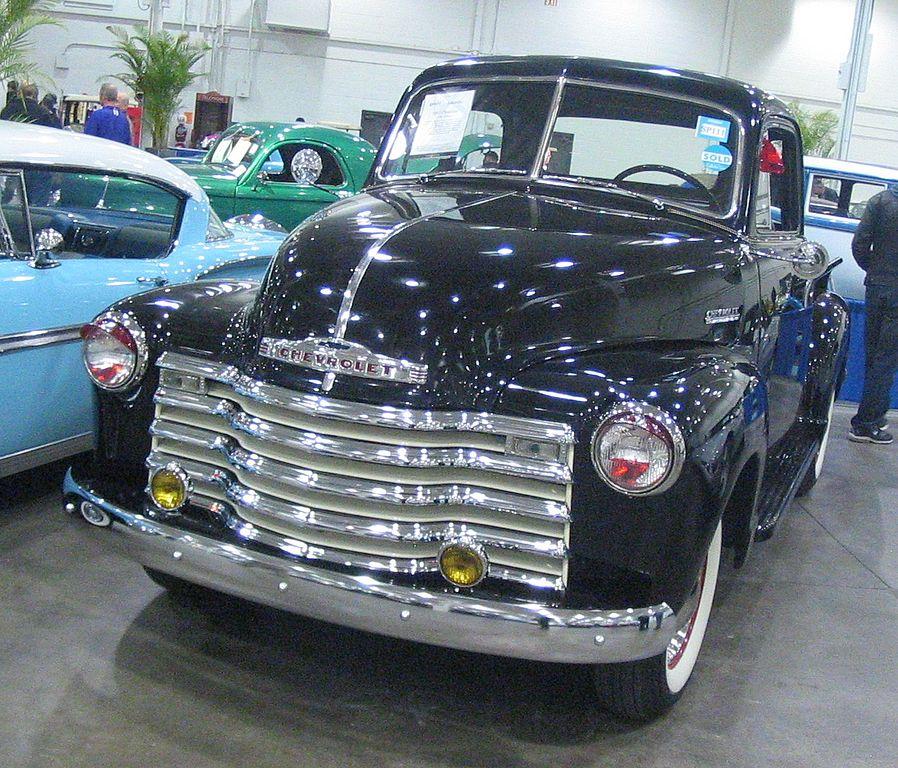 File:'53 Chevrolet Advance Design (Toronto Spring '12