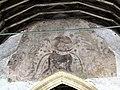 -2018-11-04 Medieval wall painting, Saint Giles, Bradfield.JPG