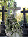 041012 Sculpture and architectural detail at the Orthodox cemetery in Wola - 33.jpg