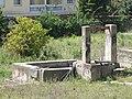 054 Can Berlanga (Premià de Dalt), riera de Sant Pere 93, pou i bassa.jpg
