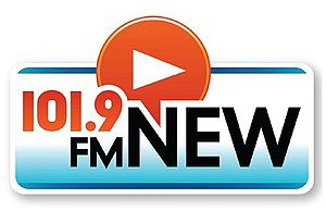 "WFAN-FM - ""101.9 FM New"" Logo"