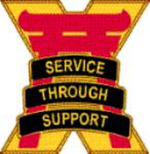 10th Regional Support Group - Image: 10 Support Grp DUI