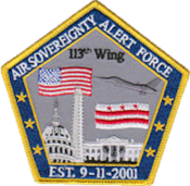 113th Wing Air Sovereignty Alert Force