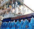 12. Trono de la Virgen los Dolores. Paso Azul.JPG