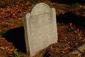 121-Margrett (wife of Josiah) Leavitt (d. Jun 13th, 1739) grave, Hingham Cemetery, Hingham, Plymouth Co., MA.jpg