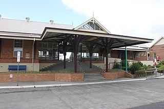 Taree railway station railway station in Greater Taree LGA, New South Wales, Australia