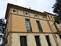 127 Casa Fèlix Fages, façana Passeig 9 (la Garriga).JPG