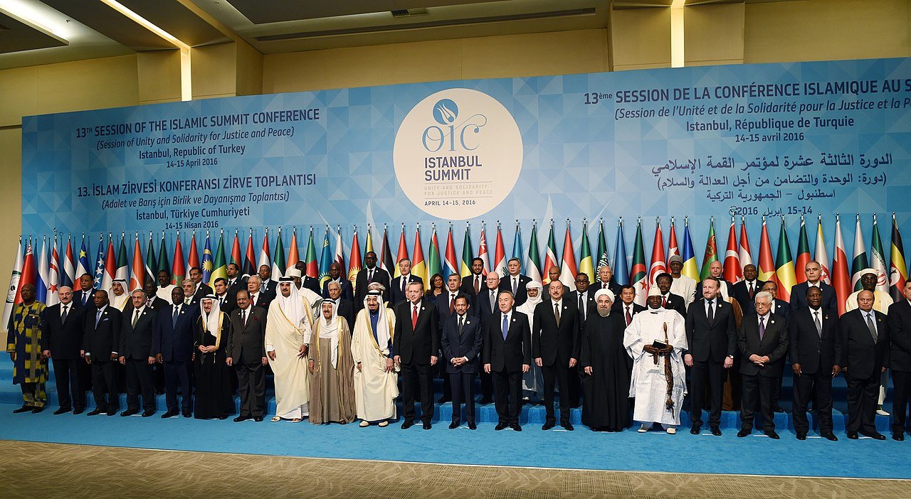 Organisation of Islamic Cooperation   Wikiwand