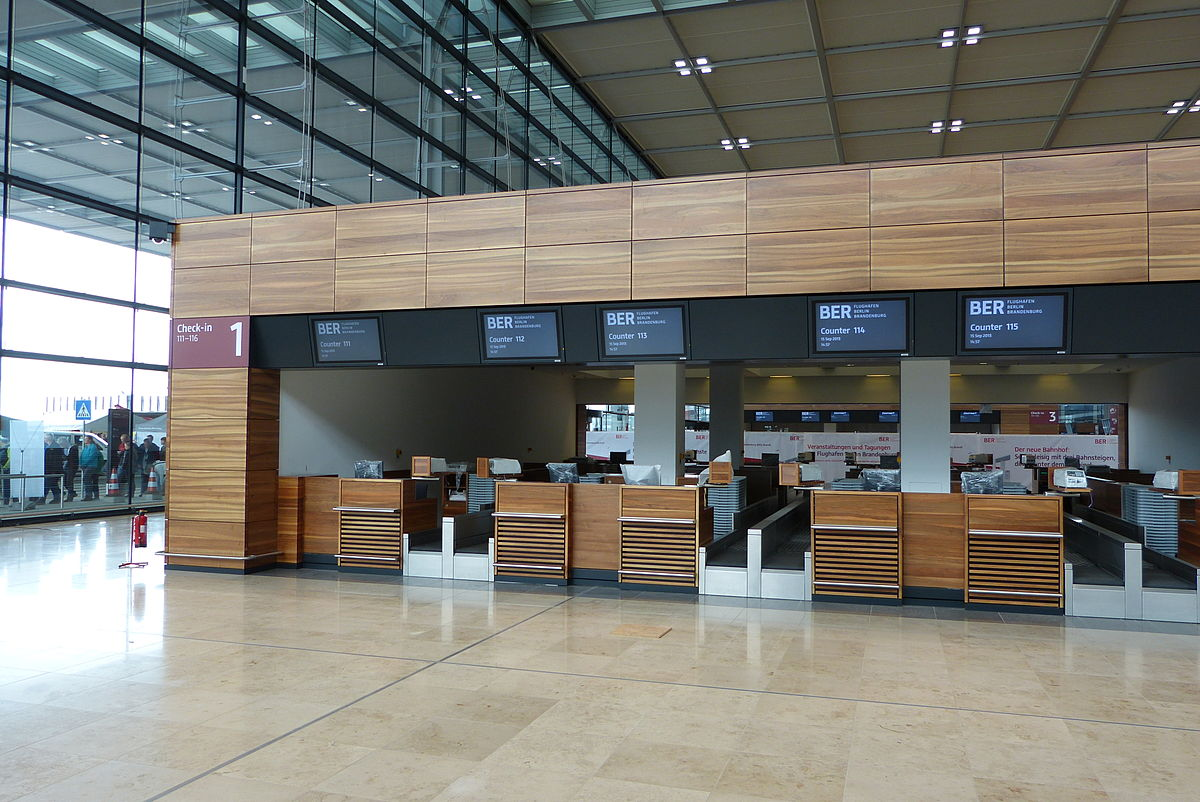 Flughafen Ber Wiki