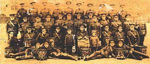 144th Battalion (Winnipeg Rifles), CEF - 144th Bugle Band