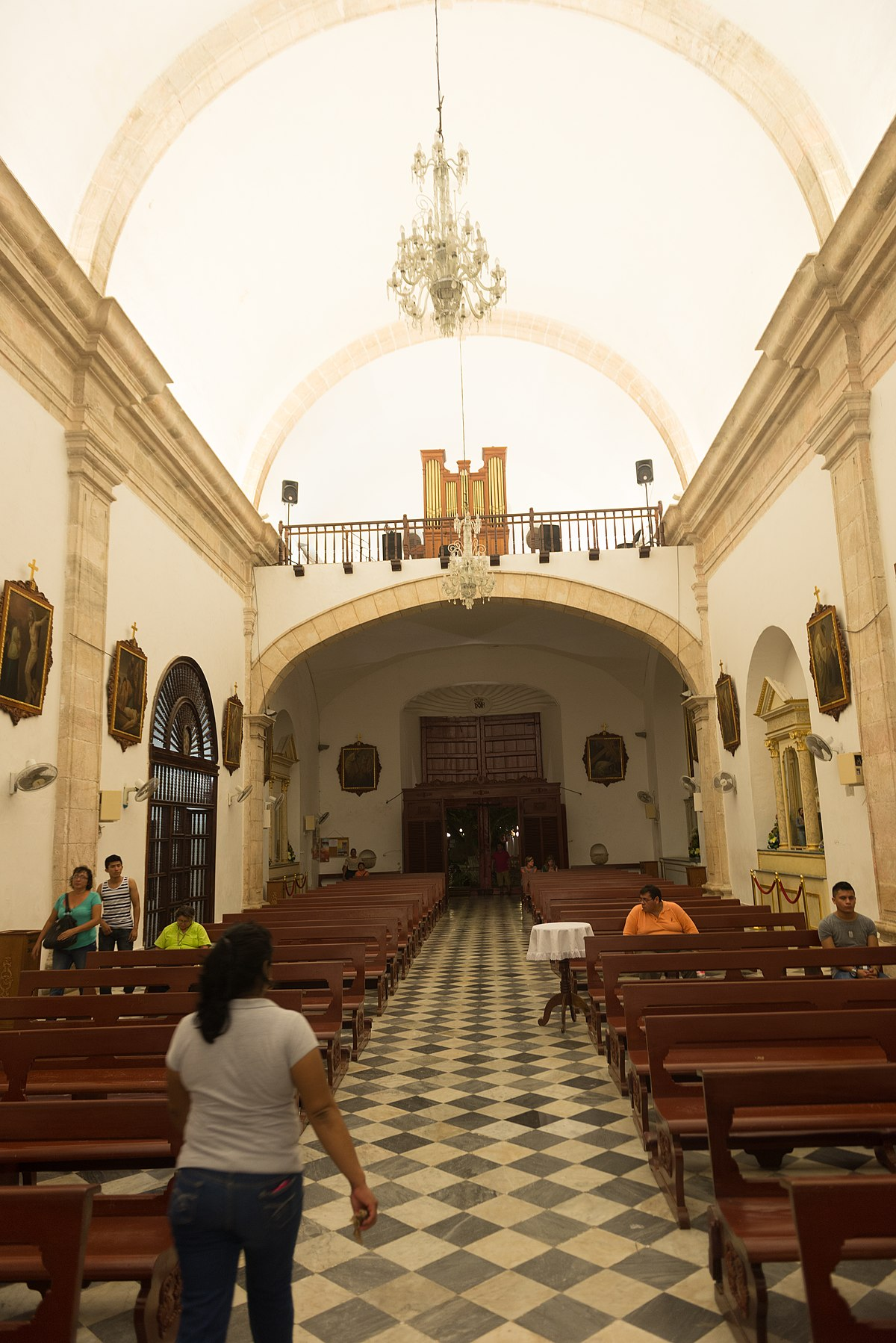 Fortified Town of Campeche Historical Facts and Pictures ...   Campeche City Monuments
