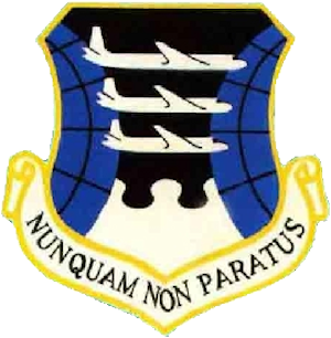 1611th Air Transport Wing - Emblem of the 1611th Air Transport Wing