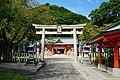 171008 Asuka-jinja Shingu Wakayama pref Japan01n.jpg