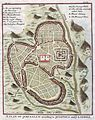 1730 Street Map or Plan of Jerusalem - Geographicus - Jerusalem-uk-1730.jpg
