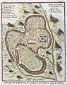 1730 Street Map or Plan of Jerusalem - Geographicus - Jerusalem-uk-1730.jpg