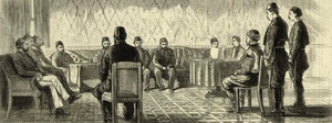 Ottoman law - Image: 1879 Ottoman Court from NYL