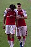 18 Merci Arsène - Celebrating Iwobi's goal (41955274491).jpg