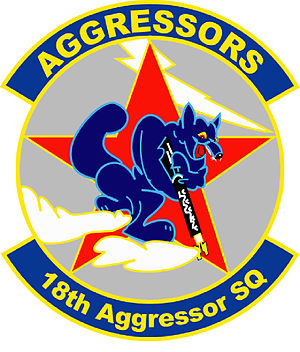18th Aggressor Squadron - Image: 18th Aggressor Squadron