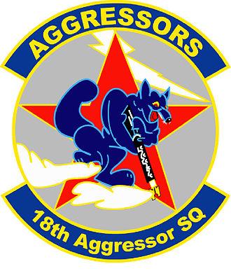 18th Aggressor Squadron - Image: 18th Aggressor Squadron