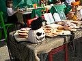 19. Bucharest, Romania. Halloween in Romania. Cioara este stapana Halloween-ului din Parcul Herastrau.jpg