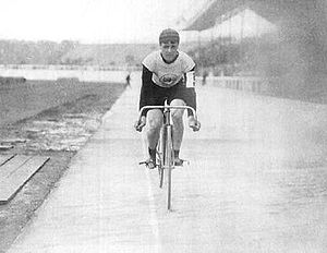 Benjamin Jones (cyclist) - Image: 1908 Benjamin Jones