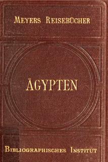 <i>Meyers Reisebücher</i> literary work