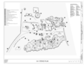 1911 Period Plan - Olompali State Historic Park, Mary Burdell Garden, U.S. Highway 101, Novato, Marin County, CA HALS CA-4 (sheet 2 of 3).png