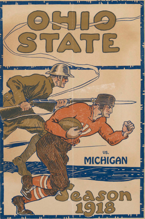 1918 Big Ten Conference football season - 1918 Ohio State program