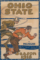 1918 Michigan Ohio State football program.png