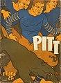 1921 University of Pittsburgh Football Year Book and Game Program.jpg