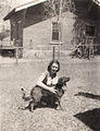 1930s woman posing with a dog.jpg