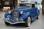 1935 Auburn 851 SC (Warbirds & Wheels museum).jpg