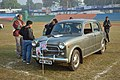 1957 Fiat Elegant - 11 hp - 4 cyl - WBE 3672 - Kolkata 2018-01-28 0517.JPG