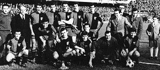 Genoa C.F.C. - 1962 Cup of the Alps triumph