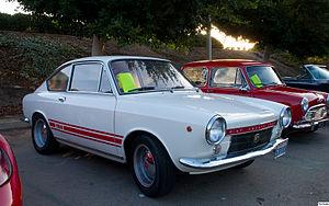 Fiat 850 - Fiat-Abarth OT 1300 Coupé
