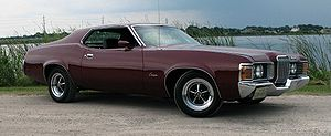 Mercury Cougar - 1971 Mercury Cougar