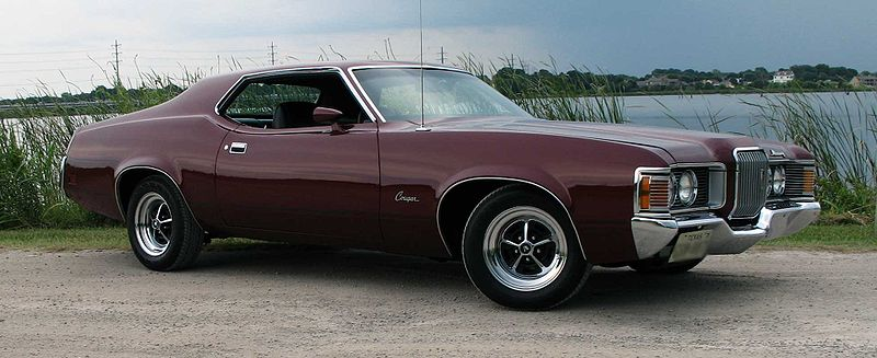 File:1971 Mercury Cougar.jpg