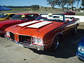 1972 Oldsmobile 4-4-2 convertible (5060742903).jpg