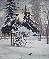 1984 Георгий Ф. Отченашко 'Зимнее утро'.jpg