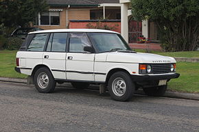 1987 Land Rover Range Rover 5-door wagon (20095868720).jpg