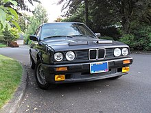 Front end bra wikivisually 1991 bmw 318i e30 with hood bra fandeluxe Image collections