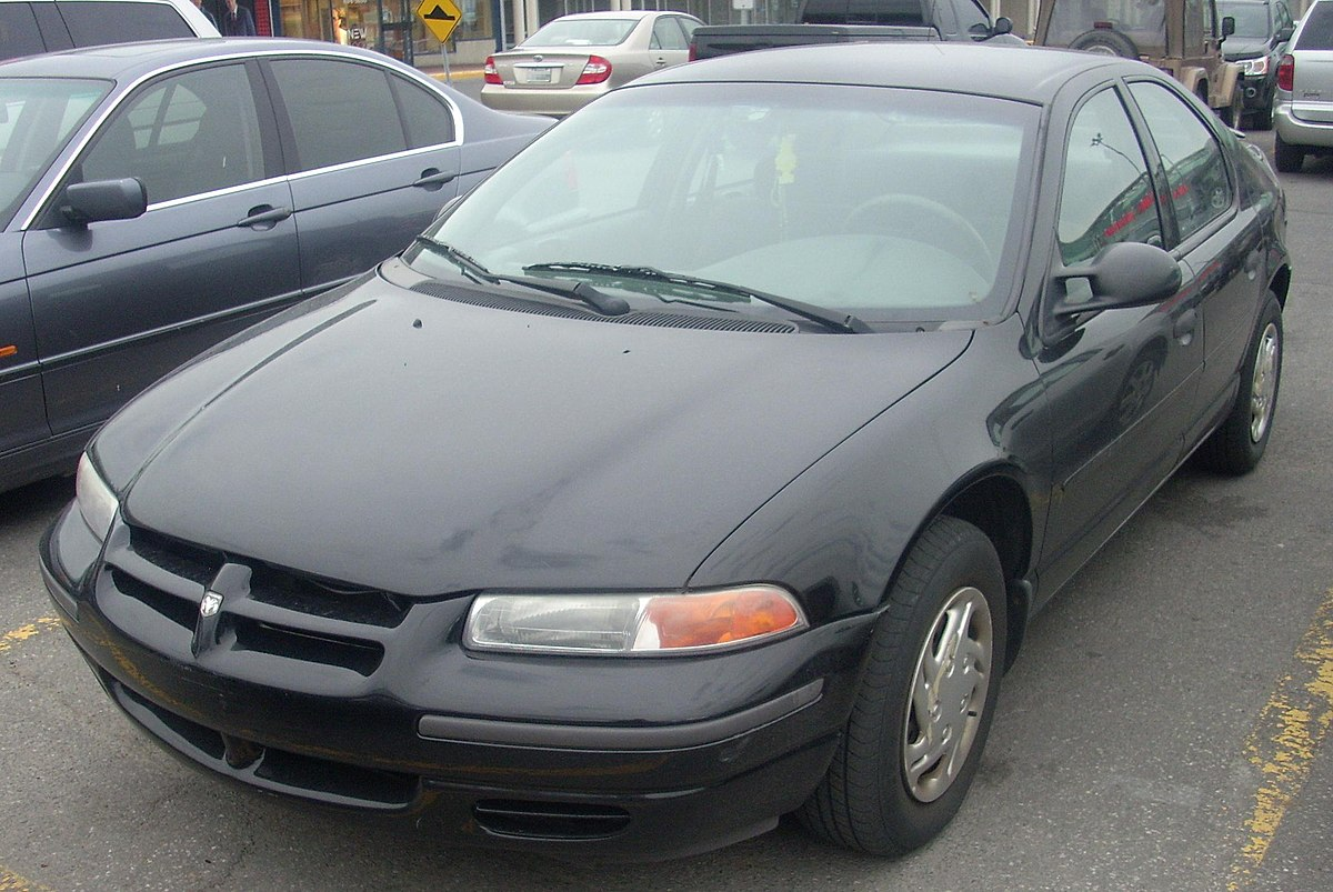 Px Dodge Stratus on 2000 Dodge Intrepid