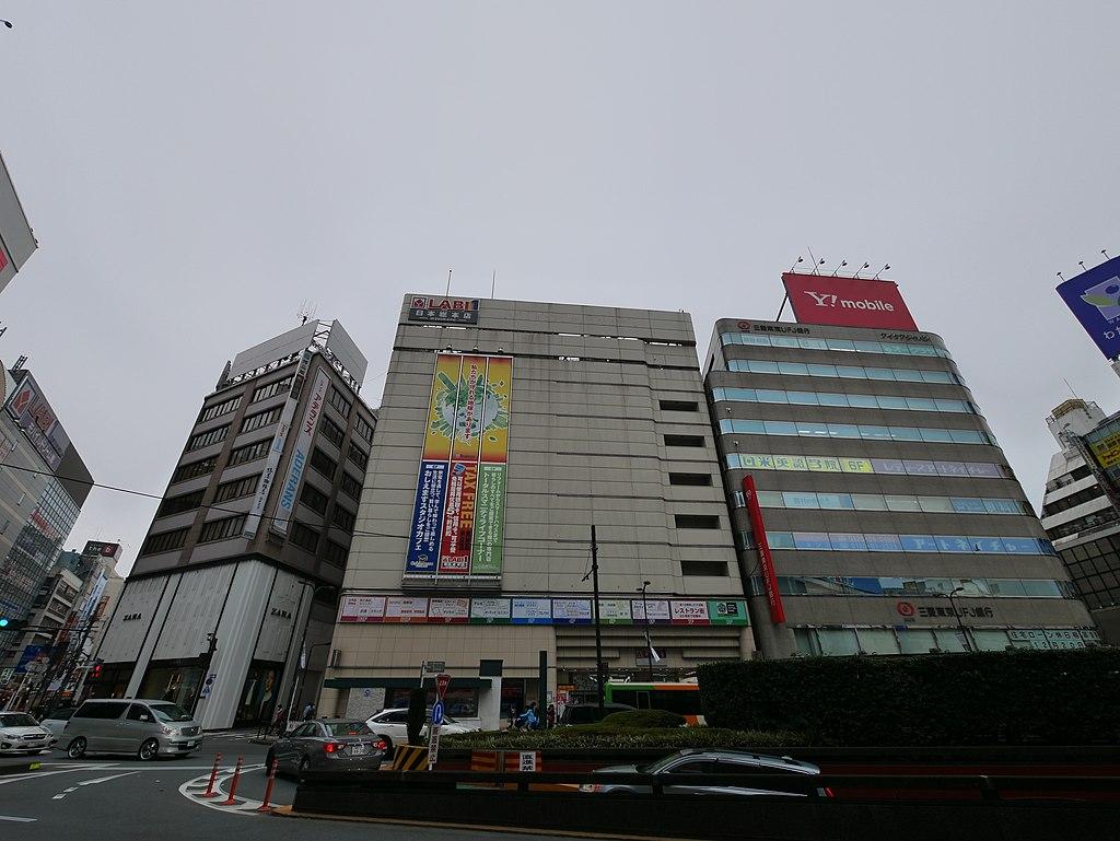 1 Chome Nishiikebukuro, Toshima-ku, Tōkyō-to 171-0021, Japan - panoramio (22)