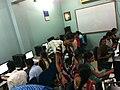 1st Punjabi Wikipedia Workshop-6.JPG