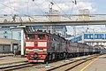 2ТЭ10М-2185, Russia, Kirov region, Kirov station (Trainpix 197942).jpg