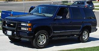 Chevrolet Tahoe - 2000 Chevrolet Tahoe Z-71 Special Edition