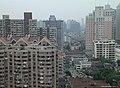 2002年上海华山路兴华宾馆北望 - panoramio.jpg