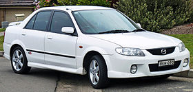 2002-2003 Mazda 323 (BJ Series 2) Protegé SP20 sedan 01.jpg