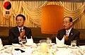 2004년 6월 서울특별시 종로구 정부종합청사 초대 권욱 소방방재청장 취임식 DSC 0121.JPG